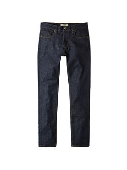 Slim-fit dark wash Jan jeans