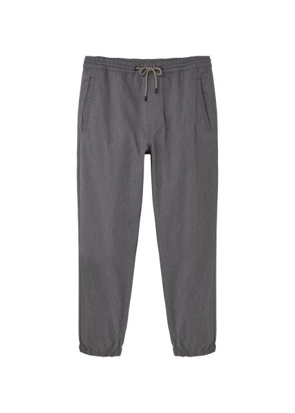 Mango Flecked jogging trousers