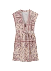 Mango Paisley pritn dress