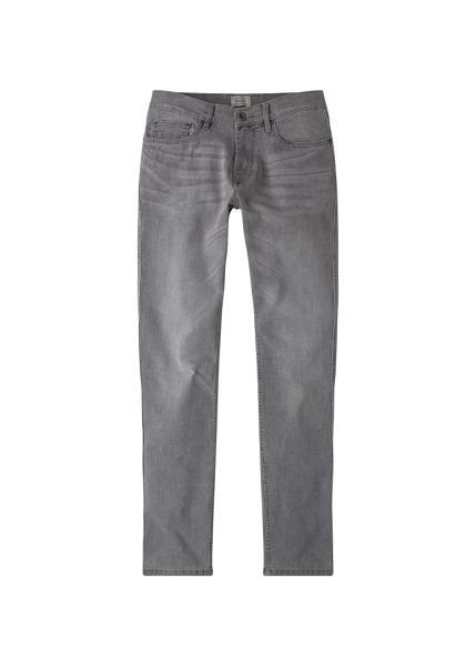 Mango Slim-fit grey Tim jeans