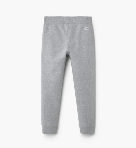 Mango Girls Cotton jogging trousers