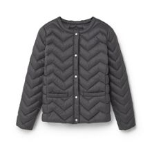 Mango Girls Lightweight feather down jacket