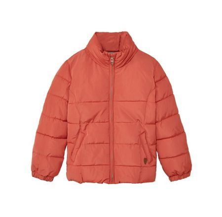 Mango Girls Padded Coat