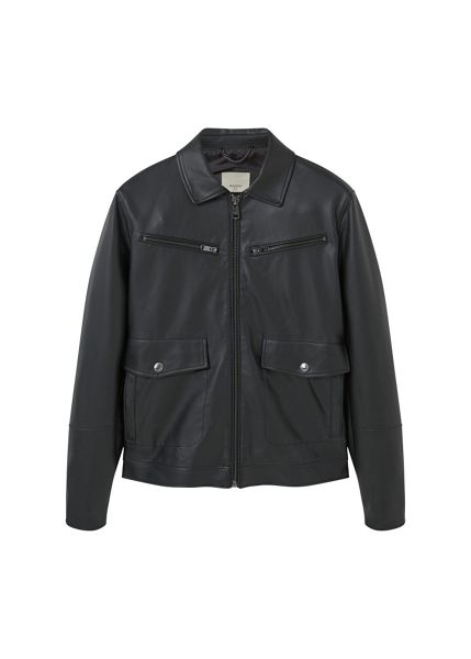 Mango Aviator zip jacket