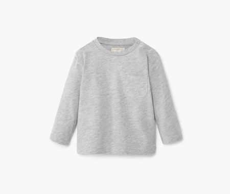 Mango Pocket cotton t-shirt