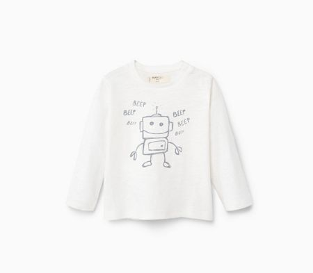 Mango Image cotton t-shirt