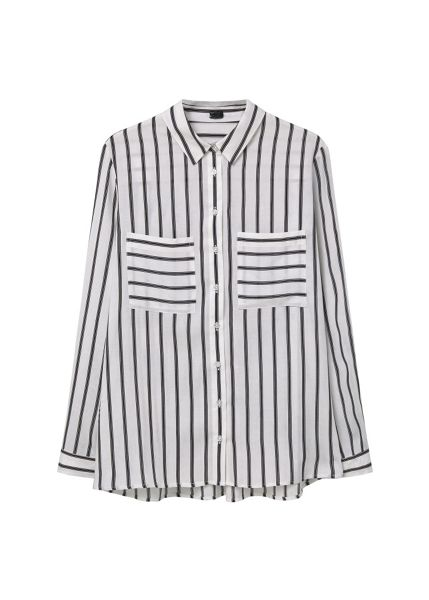 Mango Striped blouse