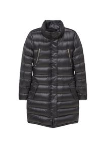 Mango Water-repellent feather coat
