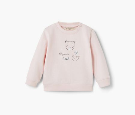 Mango Baby Animals Jumper
