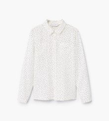 Mango Girls Lightweight printed shirt