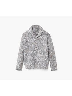 Baby Speckled Knit Jumper