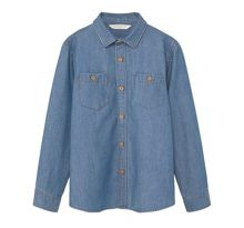 Mango Boys Medium denim shirt