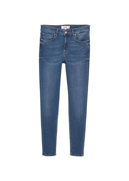 Mango Super slim-fit Andrea jeans