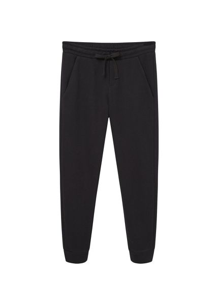 Mango Relaxed cotton trousers