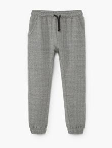 Mango Boys Flecked jogging trousers