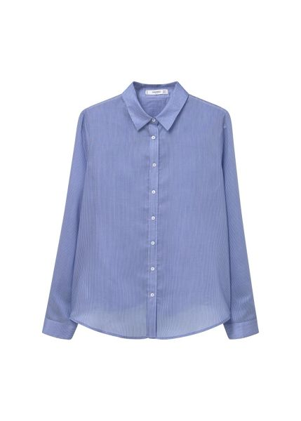 Mango Soft fabric shirt