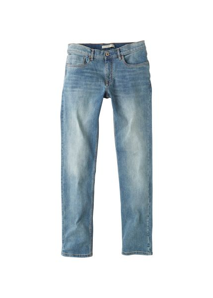 Mango Slim-fit light wash Jan jeans