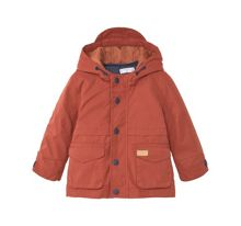 Mango Baby Hooded Coat