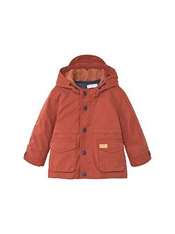 Baby Hooded Coat