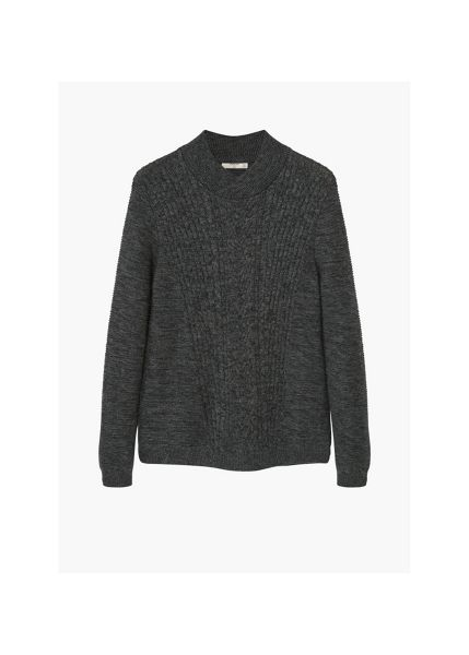 Mango Cotton wool-blend sweater