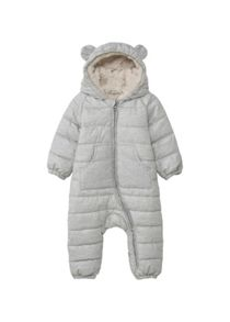 Mango Baby Quilted Snowsuit
