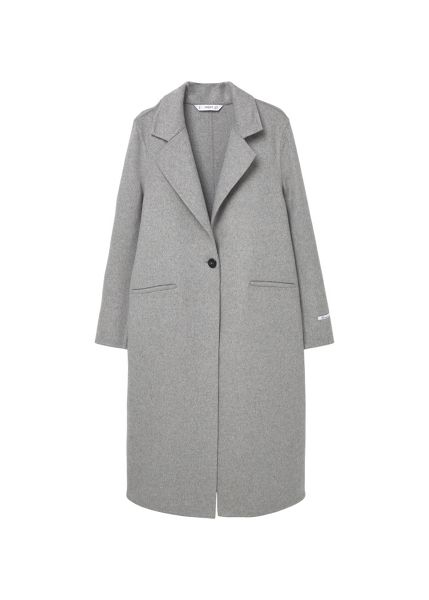 Mango Handmade wool coat
