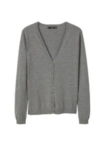 Mango Cotton-blend cardigan