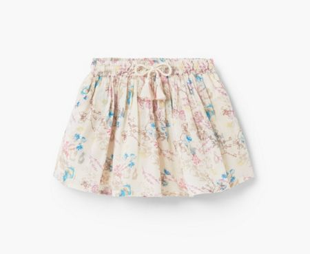 Mango Cotton skirt