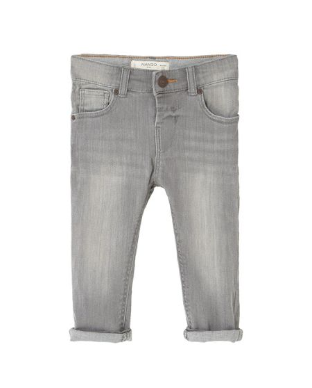 Mango Baby Slim-fit jeans