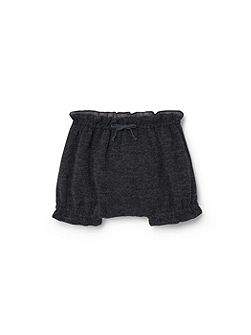 Baby Knitted Bloomer Shorts