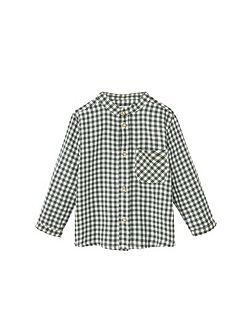 Baby Checked Shirt