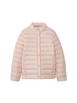 Girls Ultra-light quilted coat