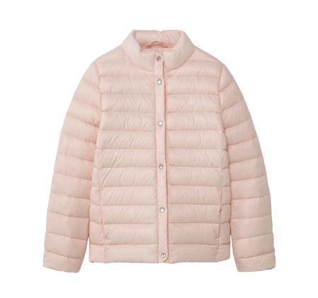 Mango Girls Ultra-light quilted coat