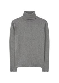 Mango Ribbed cotton-blend sweater
