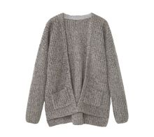Mango Girls Mohair wool-blend cardigan
