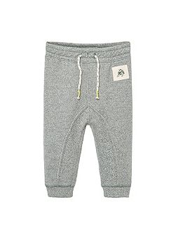 Baby Cotton-Blend Trousers