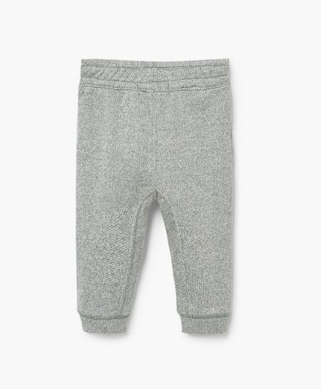 Mango Baby Cotton-Blend Trousers