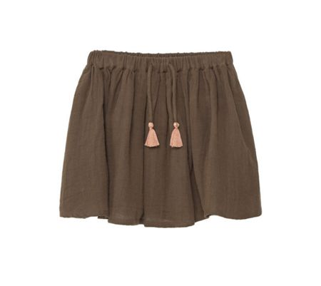 Mango Girls Cotton skirt