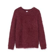 Mango Girls Fluffy Jumper
