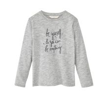 Mango Girls Message cotton t-shirt