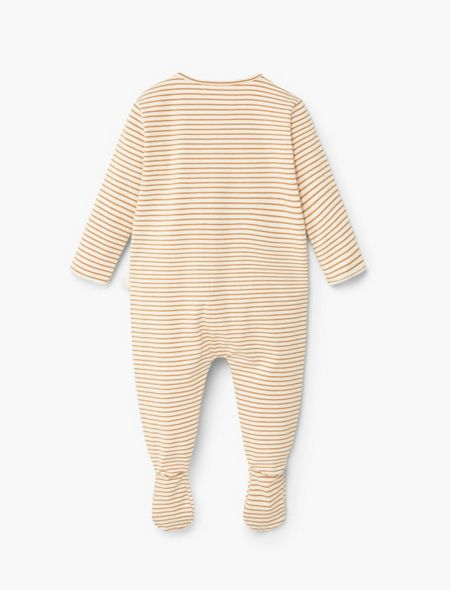 Mango Baby Striped Bodysuit