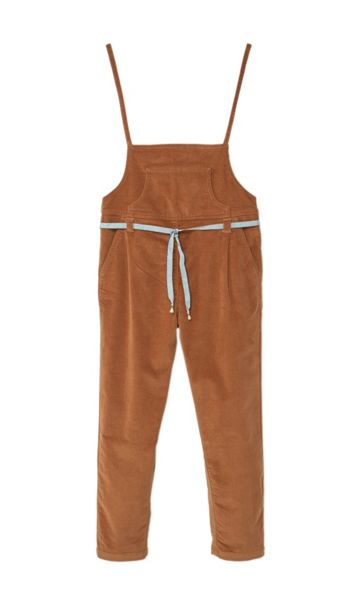 Mango Girls Corduroy jumpsuit