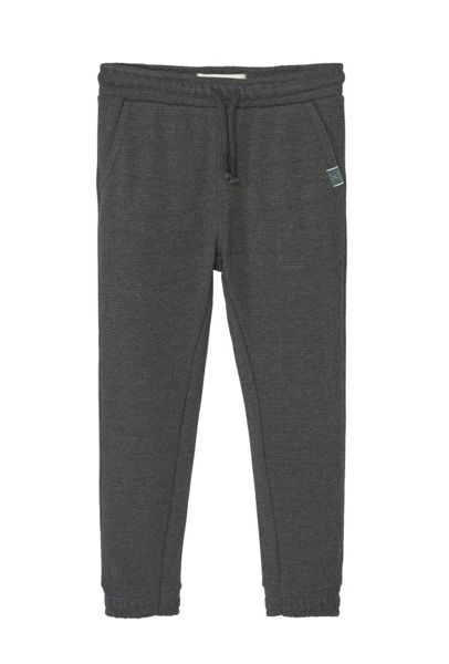Mango Boys Fine-stripe jogging trousers