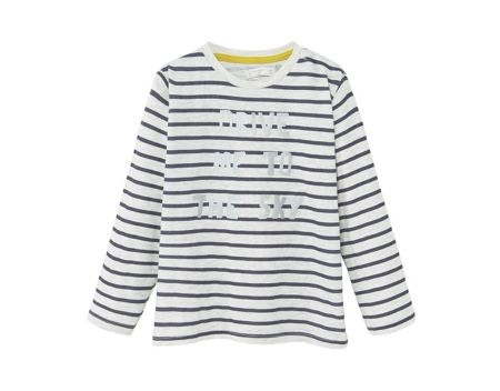 Mango Baby Striped T-Shirt