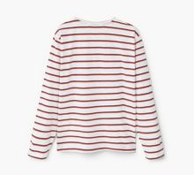 Mango Boys Printed striped t-shirt
