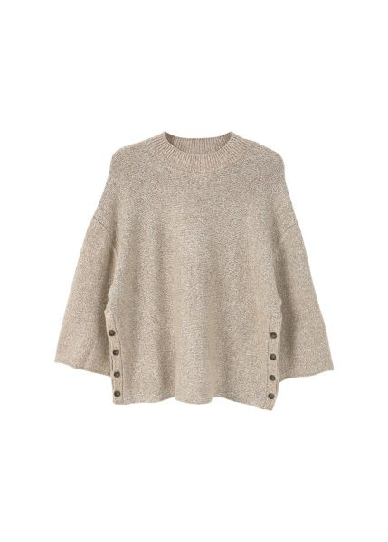 Mango Decorative button sweater