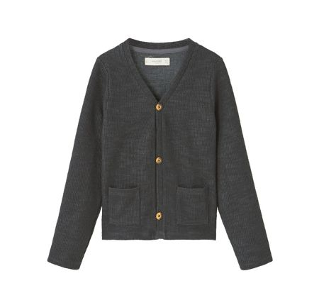 Mango Boys Flecked Cardigan
