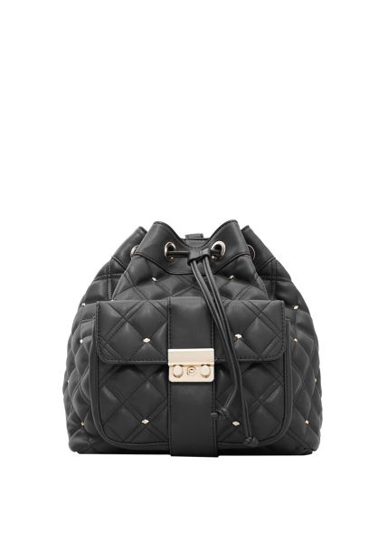 Mango Quilted Backpack