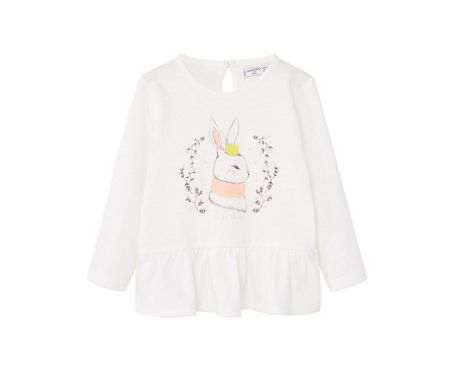 Mango Baby Rabbit T-Shirt
