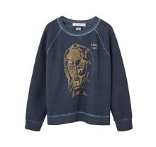 Mango Boys Star Wars sweatshirt